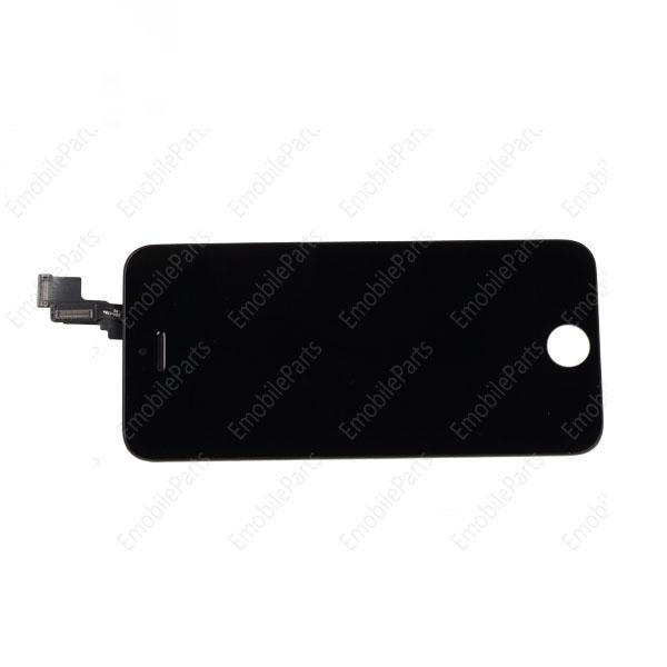 Screen Replacement For iPhone 5G 5S 5C SE LCD Touch Display with Frame Digitizer Assembly Repair Parts Black White