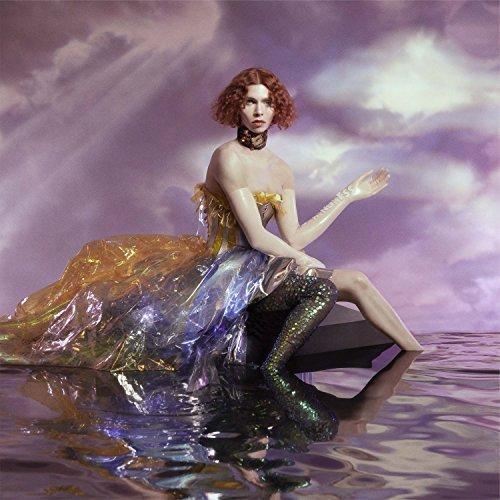 SOPHIE albüm kapağı müzik posteri tarafından Her İnci'nin Un-Insides Yağı