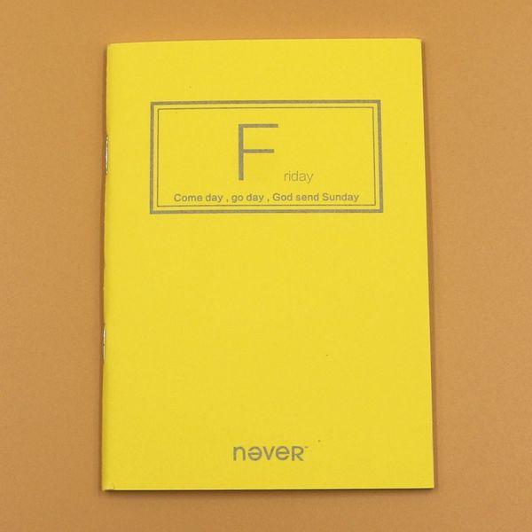 Friday Yellow 95x138mm