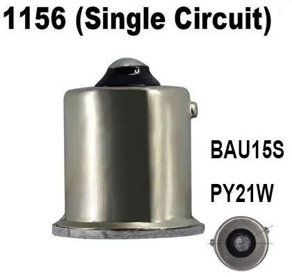 1156 PY21W BAU15S
