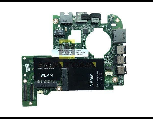 Genuine Laptop Lan Board CN-0H8GW8 for Dell XPS 17 L702X L701X USB Board HDMI Audio Board H8GW8 DAGM7CPI8B0 100% Fully Tested