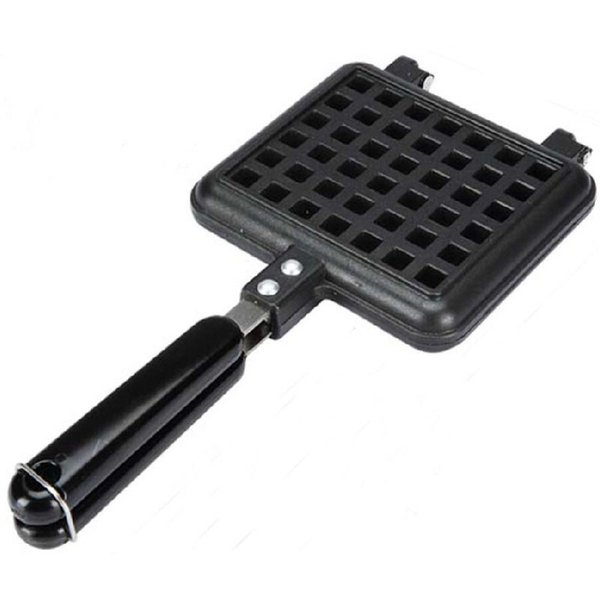Beijamei Small Waffle Mould Non-stick Cookie Cake Mold Waffles Pans DIY Muffins Mould for Breakfast Bakeware