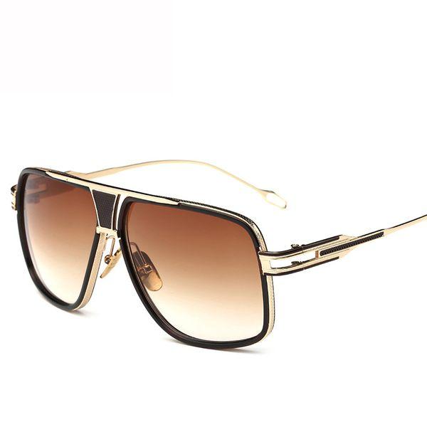 New Style Sunglasses Men Brand Designer Sun Glasses Driving Oculos De Sol Masculino Grandmaster Square Sunglass