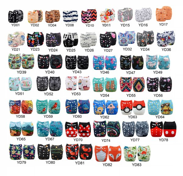 Hot Sales 1PCS Reusable Baby Infant Nappy Cloth Diapers pants Soft Covers Washable Free Size Adjustable Winter Summer Version