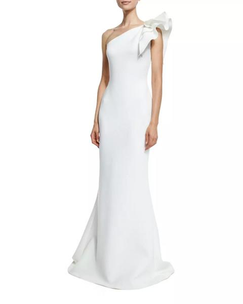 European beauty explosion dress hot sale sexy ruffled sleeves Slim evening dress dress