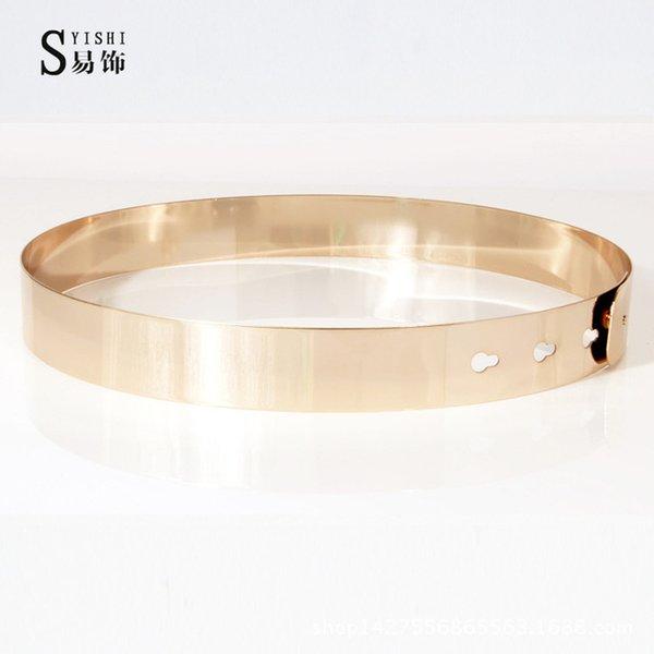 Color:Gold&Belt Length:62 to 72 cm