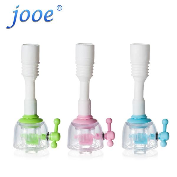 jooe Kitchen Faucet Adapter Accessories Rotatable Extender Aerator Shower Head Sprayer Connector Water Saving Valve PVC Filter
