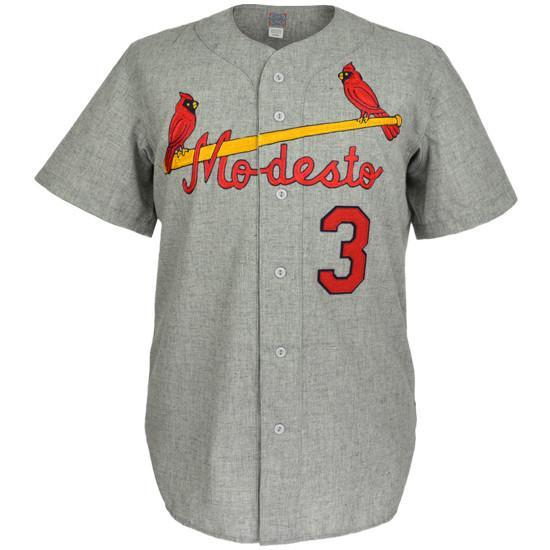 Modesto Reds 1968 Road Jersey All Stitched Custom Any Name Any Numbher Baseball Jerseys Mix Order High Quality Free Shipping