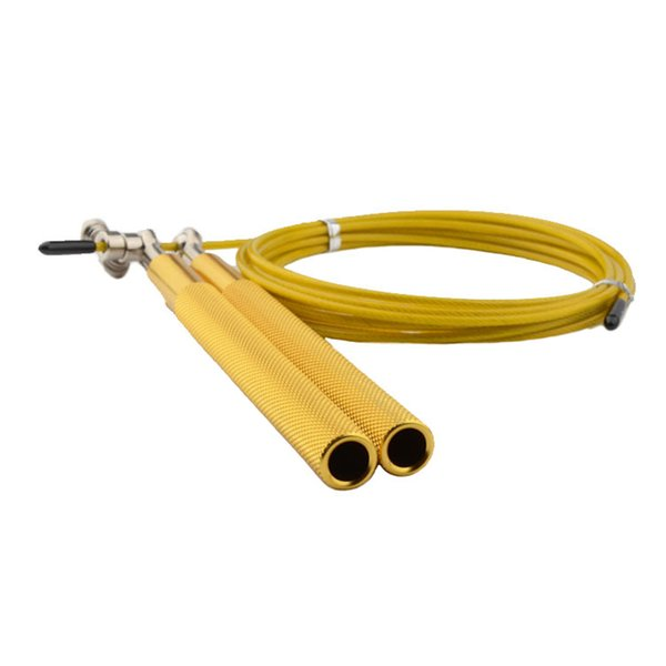 High Speed Skipping Rope Jump Rope Boxing Home Gym Fitness Workout Weighted YS-BUY