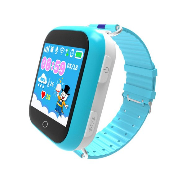 Kids GPS Tracker Q750 Baby Smart Watch Phone With Teaching Function Early Learning Teacher 1.54inch Q100 Smartwatch for Children