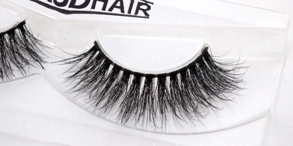 Selling 1pair/lot 100% Real Siberian 3D Mink Full Strip False Eyelash Long Individual Eyelashes Mink Lashes Extension 10 styles