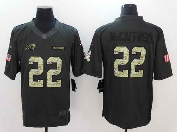 official photos deb88 b2a71 Cam Newton Jersey Carolina Panthers Christian McCaffrey DJ Moore College  Vapor Untouchable American Football Jersey Women Men Youth Kids T Shirt  Funny ...
