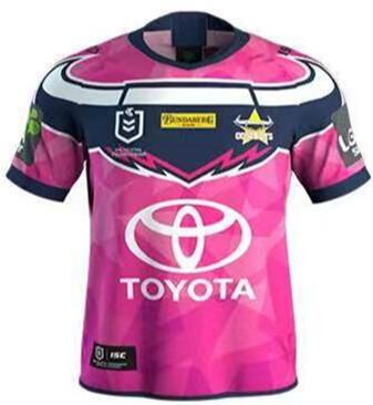 wholesale dealer 4d288 b355a 2018 Queensland2019 Cowboys Rugby Jerseys Home Away Jersey NRL19 National  Rugby League Nrl Jersey Australia Shirt S 3xl From Liangdong01, $18.28 | ...