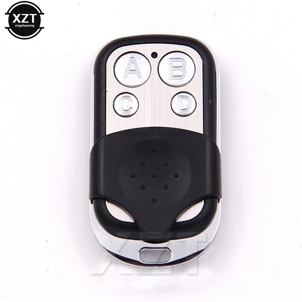 433 Mhz 4Channel Remote Control Copy Code Grabber Cloning Electric Gate Duplicator Key Fob Learning Garage Door CAME Remote NEW