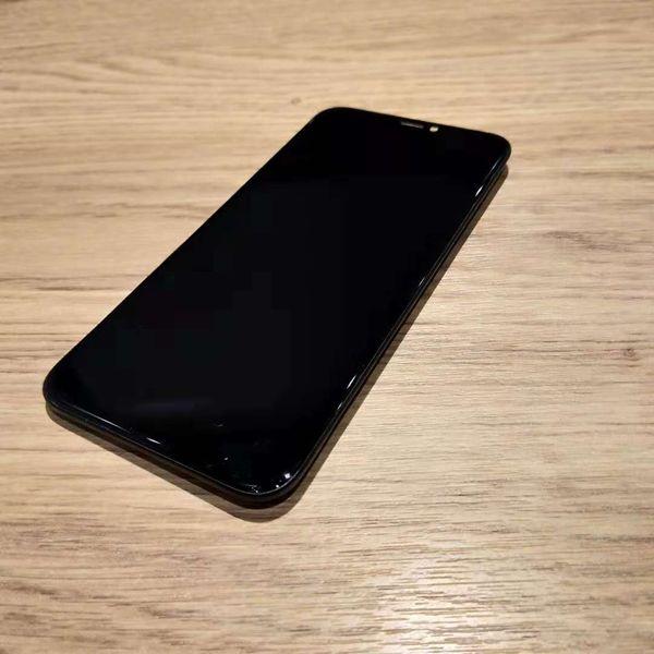 Display LCD originale per iPhone X con Touch Screen Digitizer Assembly Parte dello schermo LCD per la sostituzione del telefono cellulare