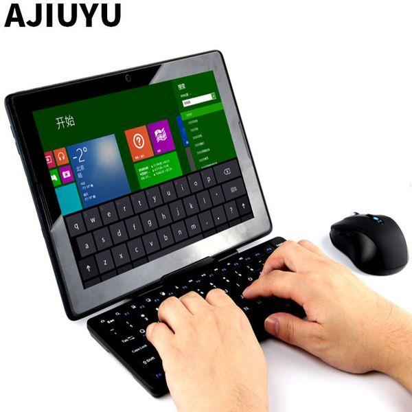 Teclado Bluetooth para Lenovo ThinkPad caja del teclado del ratón A7600 A3500 A5500 S5000 S6000 X70F X70L Wireless Tablet 8 10 2 10 GEN