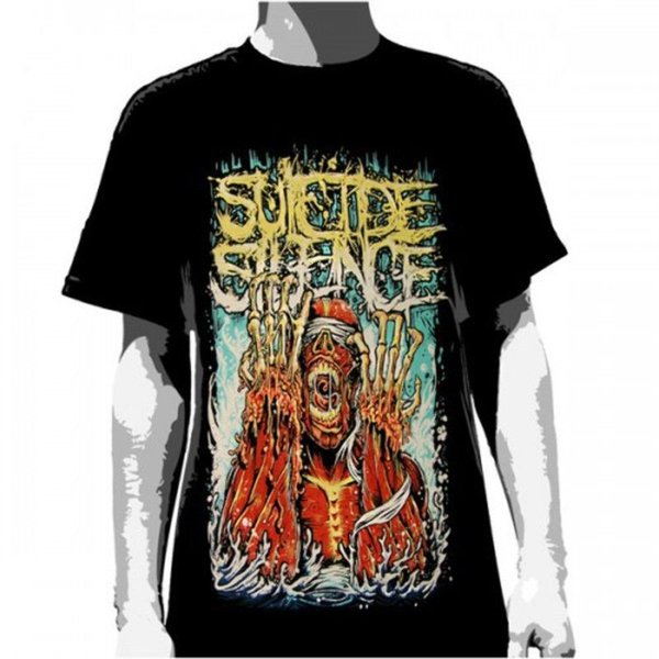 OFFICIAL Suicide Silence - Meltdown T-shirt NEW Licensed Band Merch ALL SIZES