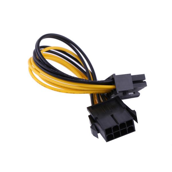 EPS-12V-Stecker auf 8-polige PCI-IDE-Express-Verlängerungskabeladapter für die CPU