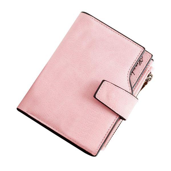 women wallets Luxury Small Wallet Leather Purse Female Money Bag Small Zipper Coin Pocket portefeuille femme