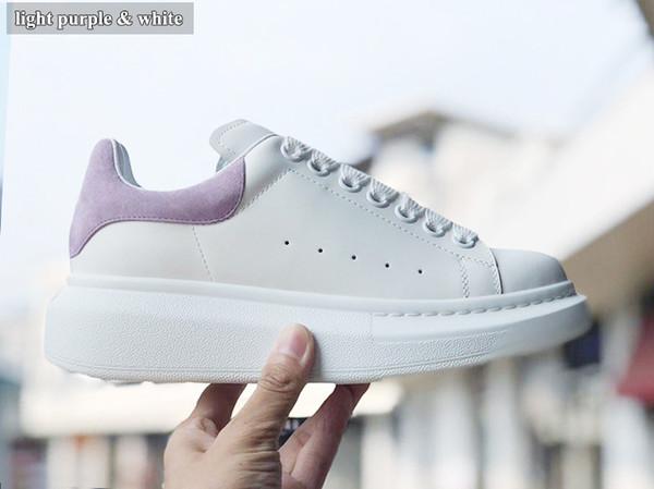 bianco viola chiaro