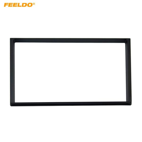 FEELDO Car DVD / CD Radio Stereo Fascia Panel Frame Adaptador para Foton Tunland / Terracota / Thunder # 4488