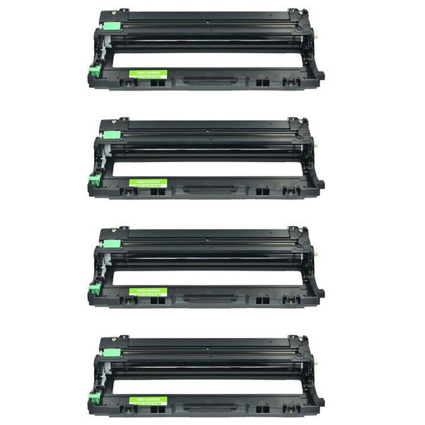 Compatible TN221 Toner Cartridge Drum Unit For Brother DR221 BK C Y M for HL-3140CW HL-3170CDW HL 3170CDW Printers Image Unit
