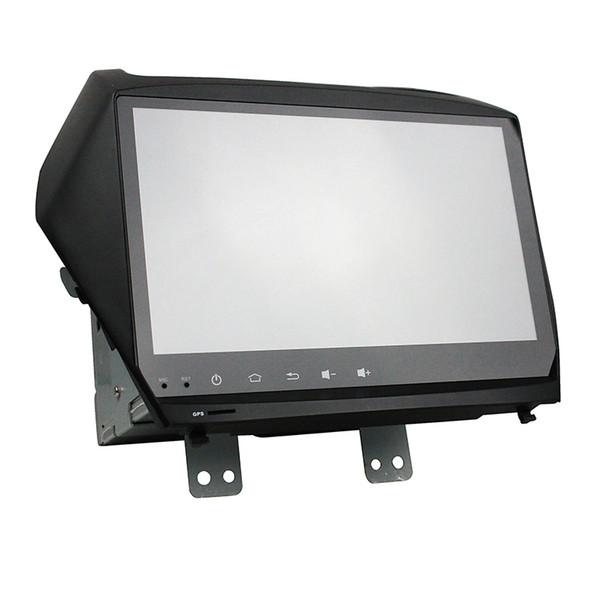 4 Go de RAM 9 pouces Andriod 8.0 Lecteur DVD de voiture pour HYUNDAI IX35 2014 avec GPS, commande au volant, Bluetooth, radio