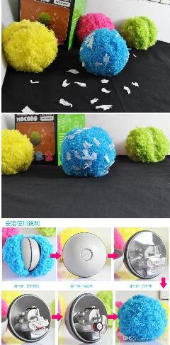 top popular Authentic Mocoro hair ball Jun cute sweeping robots and automatic vacuum cleaners are also pet toys pet companion 2021