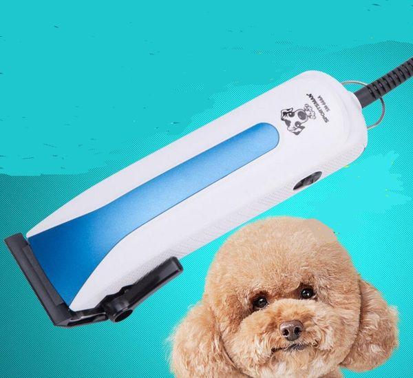 professional pet hair trimmer dog cat grooming scissor clipper haircutter machine teddy rabbit fur cutter shear shaver haircut
