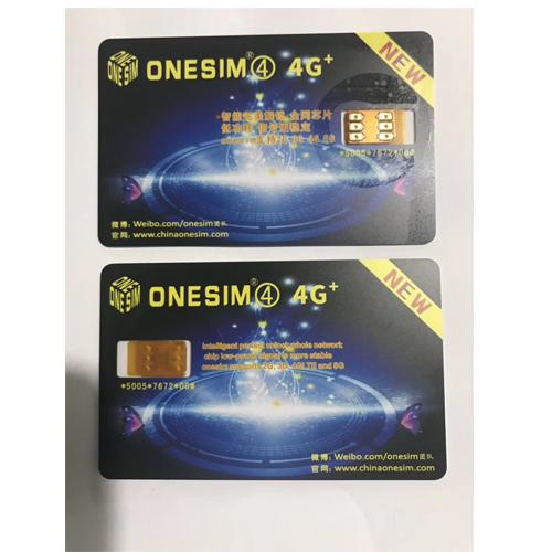 Free shipping DHL NEW ONESIM 4 Unlock for US/T-mobile,AT&T, Fido, Japan/AU Softbank, Docomo ios 12.X and Android Samsung LG Unlock