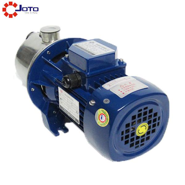 AC Water pump SZ045-P micro stainless steel self-priming pump household tap water pressure pump