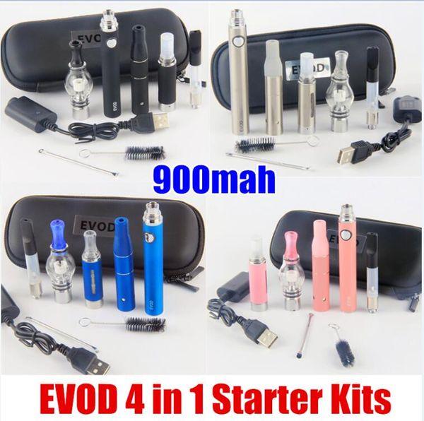 EVOD 4 en 1 Kit 900mah