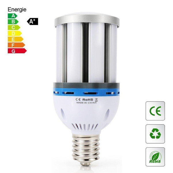 35W E40 Led Corn Light Bulbs, 200 Watt CFL Equivalent, 81pcs Super Bright SMD5730 Chips,360 degree lighting, AC 85~265V, Perfect for Wareho