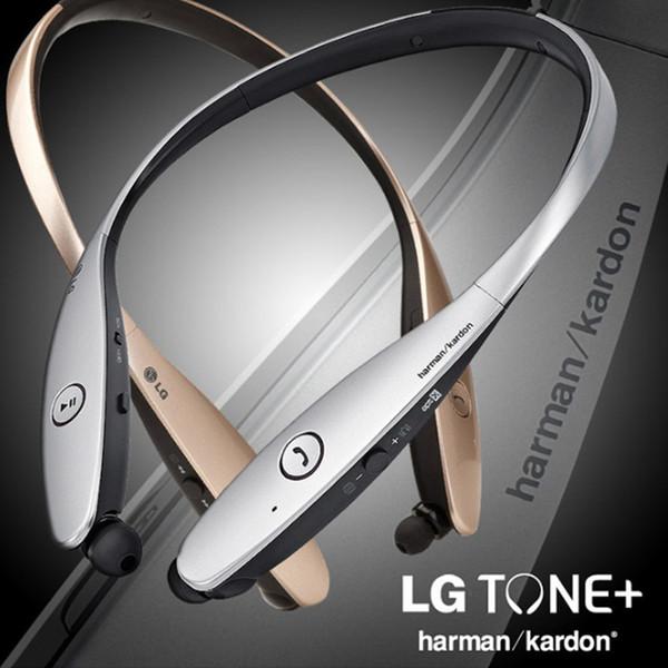 Auricolari stereo senza fili Cuffia sportiva Bluetooth Cuffie auricolari HBS 900 Tone Infinim Neckbands per iPhone Samsung Android