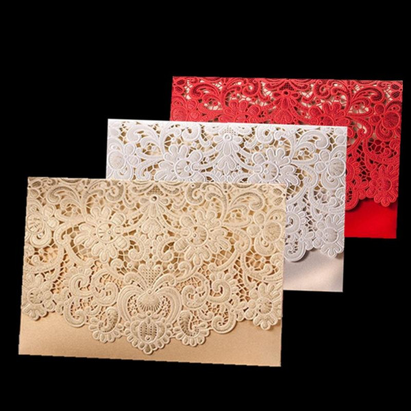 Wedding Card Rustic Vintage Luxurious Elegant Golden Laser Cut Wedding Invitation Card Wedding Supplies Online Wedding Invitation Maker Picture