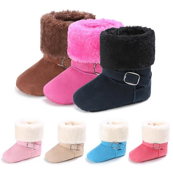 c8c4ad3578ffc 2019 Wholesale 2017 New Baby Winter Boots Worm Indoor Baby Shoes Sale From  Leilar, $34.54 | DHgate.Com