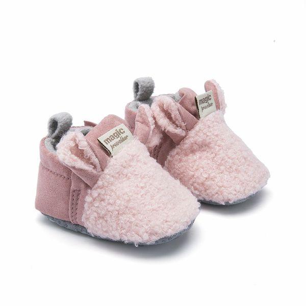 Christmas Shoes For Girls.2018 Baby Cotton Christmas Shoes Boys Girls Baby Christmas Goat Ear Cartoon Soft Bottom Non Slip Infant Prewalker Toddler Shoes S2 From Fortnite2018