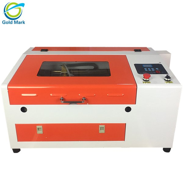 Mini portable desktop 50W 3040 4030 wood laser Engraving cutting Machine small laser engraver cutter