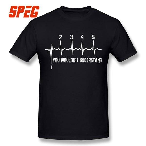 12345 вы не поймете байкер вещь футболка мотокросс мотоцикл передач мужчины повседневная большой размер футболка 100% хлопок футболка