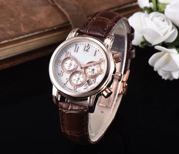 Luxuxspitzenmarke passt Quarzuhr-Qualitäts-Edelstahluhrmannmarken-Art und Weiseuhren für Mannarmbanduhr freies Verschiffen W166 auf