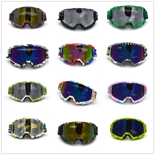 Evomosa Motocross Motorcycle Goggles Moto Glasses Racing Ski Goggles Windproof Mx Antiparras Motocross