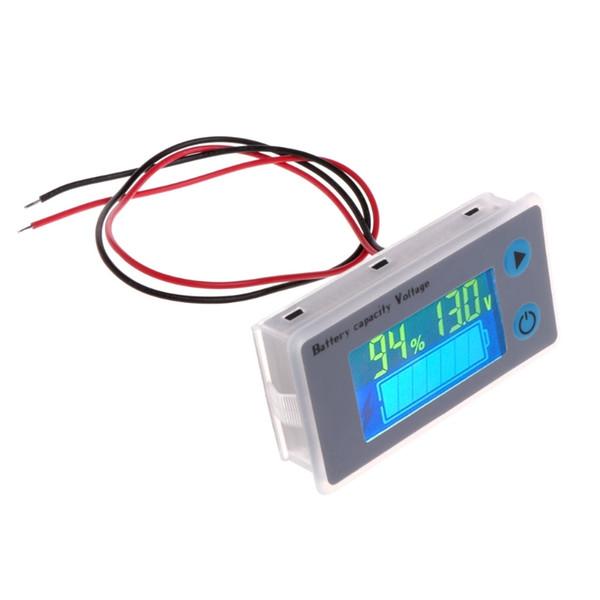 10-100 V Universal Batteriekapazität Voltmeter Tester LCD Auto Blei-Säure-Anzeige