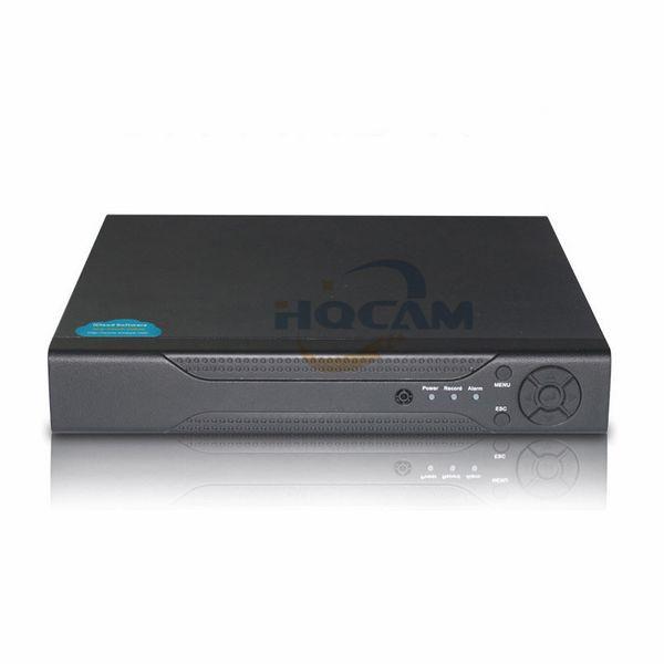 HQCAM H.264 4CH Full-HD 1080P NVR Network Video Recorder CCTV NVR Security ONVIF P2P Cloud Onvif Mobile APP View XMEye