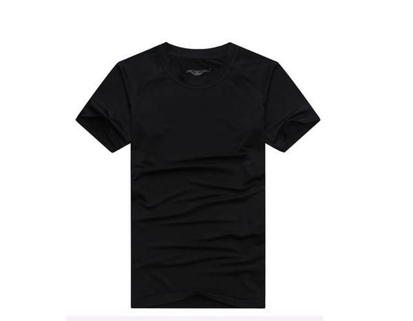 Pure color Lycra Short sleeve Undershirt for trainning short sleeve shirt