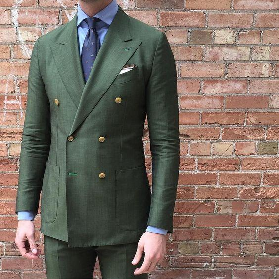 2019 brand mens wedding suits tea green men groom suits tuxedos for men fashion formal wear slim fit men prom suits(jacket+pants)