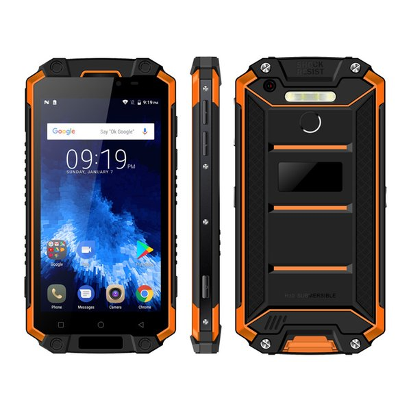 Poptel p9000 max 5 5 inch 4gb ram 64gb rom ip68 waterproof cell phone nfc 9000mah battery fingerprint android 7 0 rugged martphone