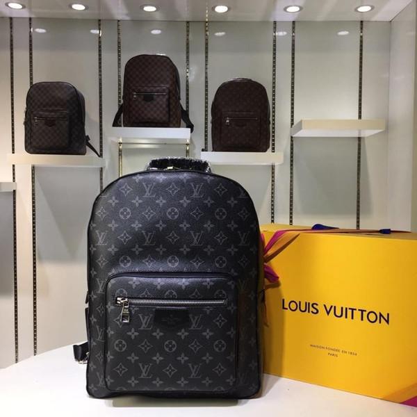 Grande stile di alta qualità uomo e donna di marca borse moda casual zaino borse totes borsa in pelle zaini stile borse a tracolla 41530