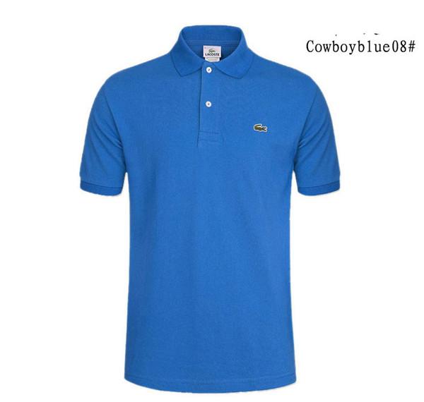 Oferta especial Camisetas para hombre O-cuello Talla grande S-5xl Camiseta  Hombre Verano 9f596a322a809