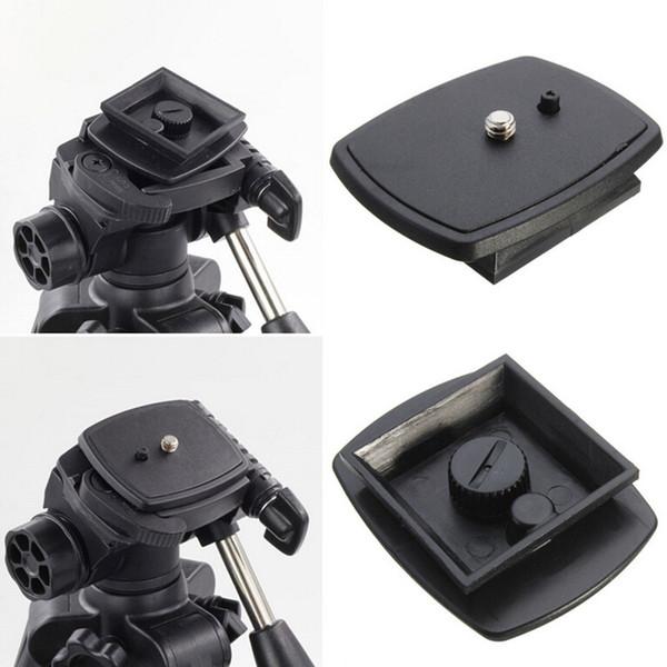 Schnellspanner Stativ Einbeinstativkopfschraube Adapterhalterung für VCT-D680RM D580RM R640 Velbon PH-249Q Schwenkkopfstative Zubehör