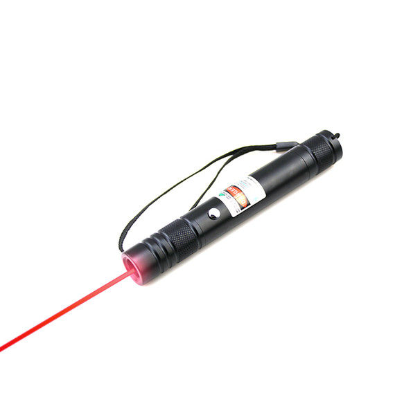 SDLasers RU6-0100 Red Laser Pointer USB charging 5*Star Cap Funny Pet stick Childrens Cat Toys Work Teaching Training